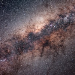 Astrophoto: Galactic Center by Drew Medlin
