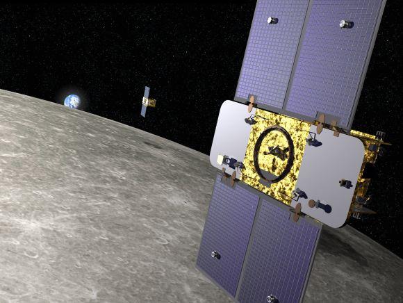 grail spacecraft - photo #17