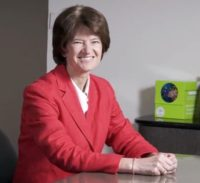Sally Ride was a NASA astronaut for 11 years before joining the UCSD faculty as a physics professor.