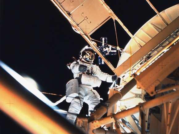 International Space Station  Mental Floss