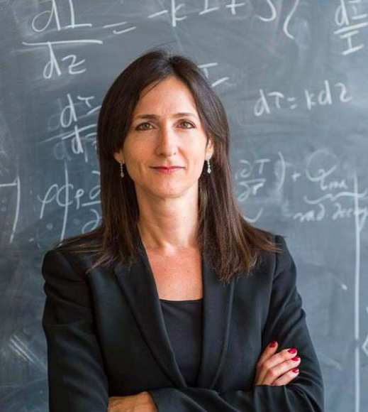 Planetary Scientist Sara Seager. Image courtesy MIT.
