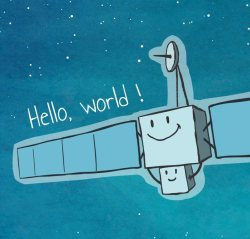 Hello, world! ESA's Rosetta and Philae comet explorers are now both awake and well!