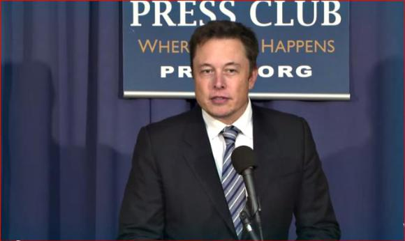 SpaceX CEO Elon Musk announces lawsuit protesting Air Force launch contra