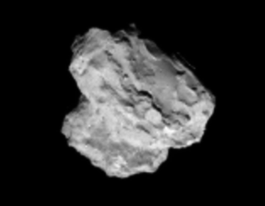 Rosetta Latest Images Latest Image of The Comet