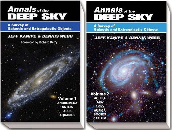 Volumes 1 and 2 on sale now. Image credit: Willmann-Bell, Inc