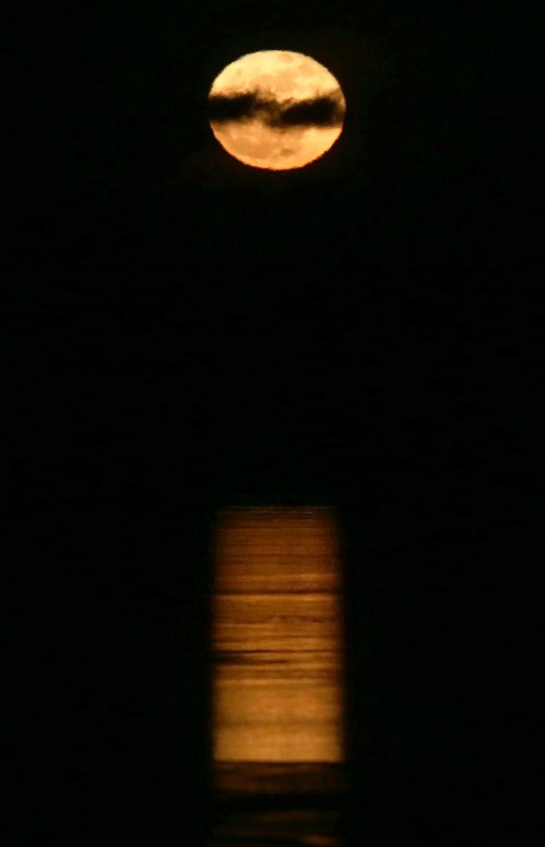 Medium Of What Direction Does The Moon Rise