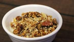 Microwave Granola (University Foodie)