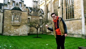 Collin's Study Abroad Advice | universityfoodie.com
