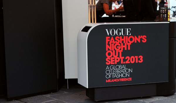 Vogue Fashion's Night Out | universityfoodie.com