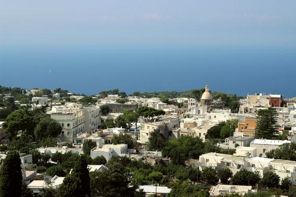 Capri, Italy | universityfoodie.com