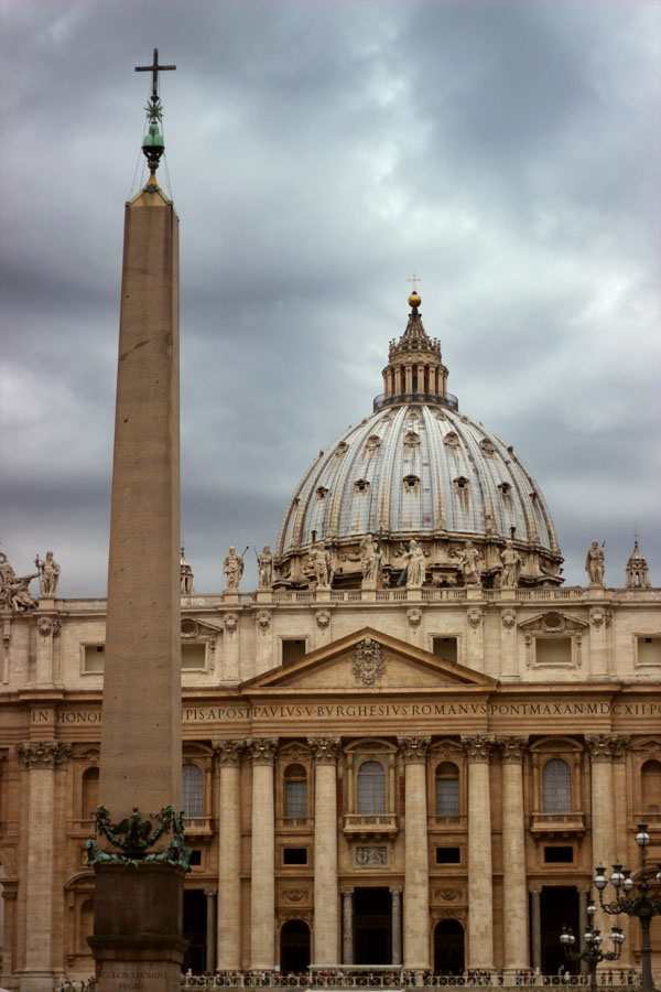 Vatican City | universityfoodie.com
