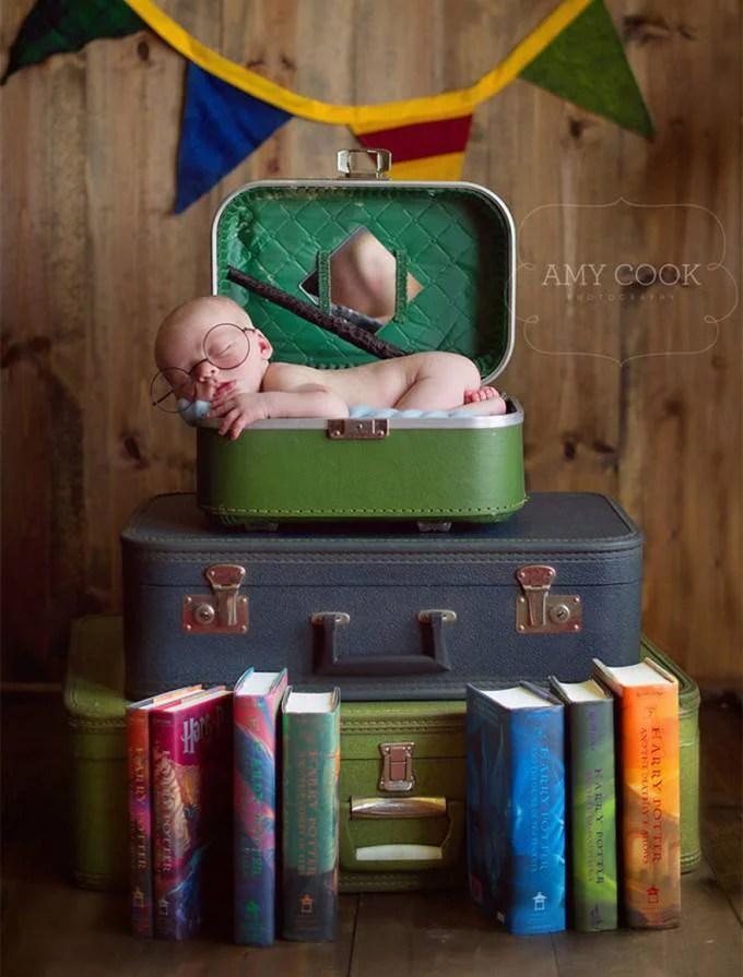 neonato harry potter