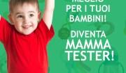 diventa mamma tester