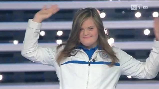 """""""Sono diversa perché faccio atletica e ho un cromosoma in più"""": grande Nicole!"""