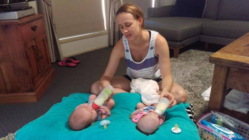 mamma multitasking 21 (lisa jane)