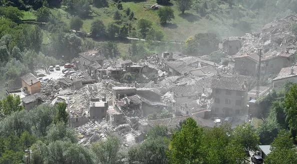 terremoto nel centro italia