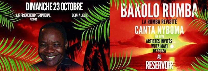 Protégé: Bakolo Rumba avec Canta Nyboma