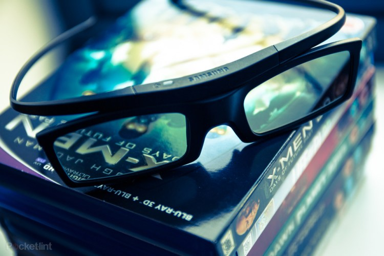 3D glasses-Samsung