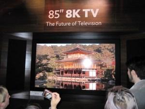 أولمبياد طوكيو تأتي مع أجهزة تلفاز 8K من عمالقة التكنولوجيا في اليابان