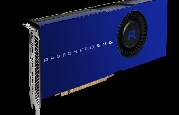AMD-Radeon Pro SSG