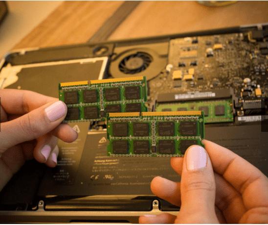 Add more RAM 2