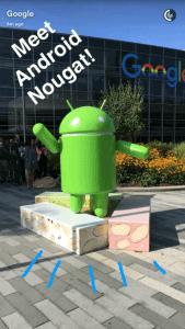 قوقل تعلن رسمياً Nougat هو مسمى Android N