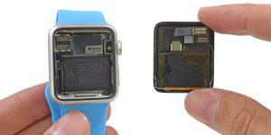 تسريبات لخطط ابل لقدرة البطارية في Apple Watch 2