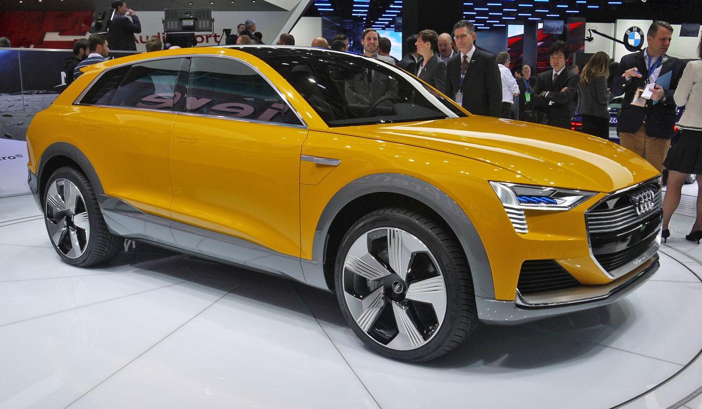 Audi تستعد لإطلاق سيارتها الكهربائية في عام 2020