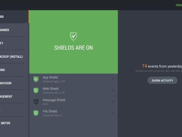 Avast- Mobile Security & Antivirus