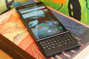 BlackBerry Hub - on Android
