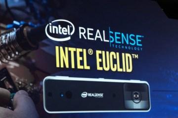 Euclid- RealSense-intel