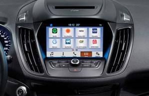 Ford تؤكد كل إصدارات السيارات للعام 2017 تأتي مع CarPlay وAndroid Auto