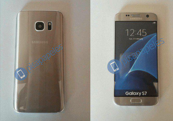 Galaxy S7 edge pic leak