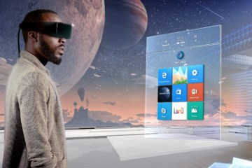 HoloLens-windows 10