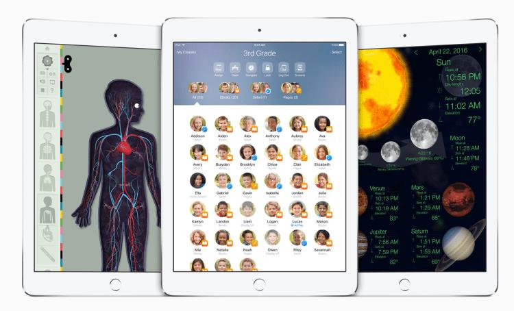 IOS-9.3-Classroom app