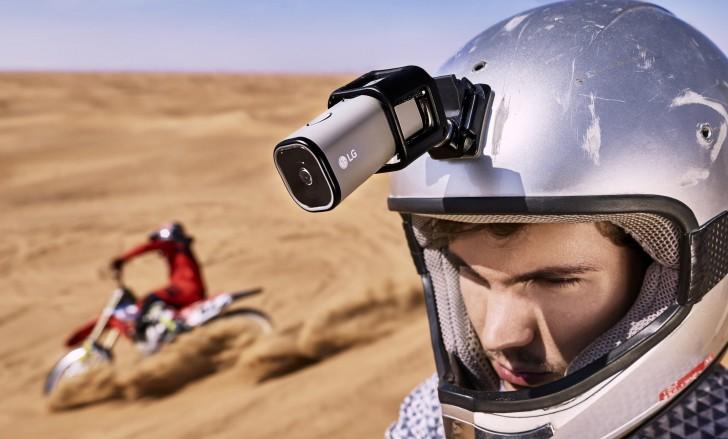 شركة تكشف كاميرة Action التي