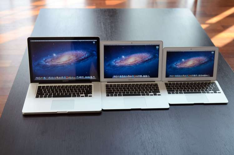 macbook lineup