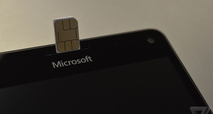 Microsoft SIM