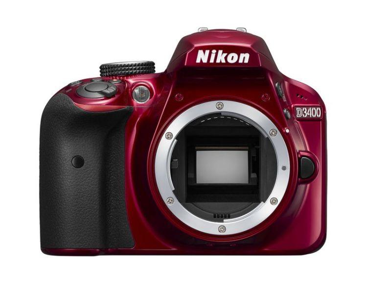 Nikon-DSLR- D3400