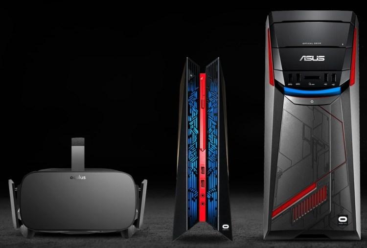 Oculus- PC bundle