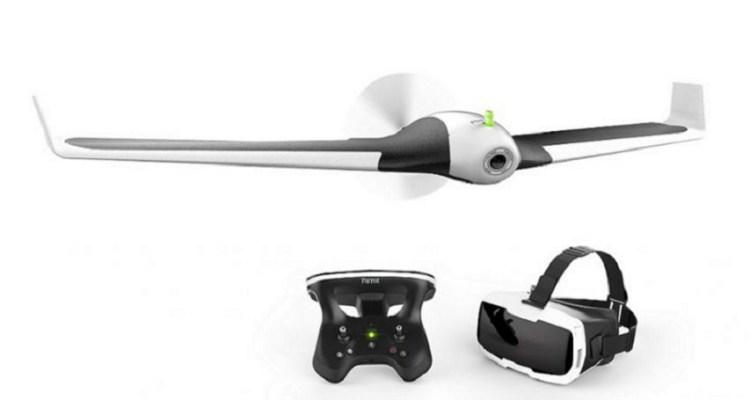 Parrot-disco-drone