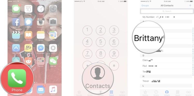اخبار الامارات العاجلة Phone-app1 كيفية التحكم بجهات الاتصال وسجل المكالمات في تطبيق الهاتف على آيفون أخبار التقنية  شروحات تقنيات متفرقة أخبار التقنية phone app iphone contacts call history