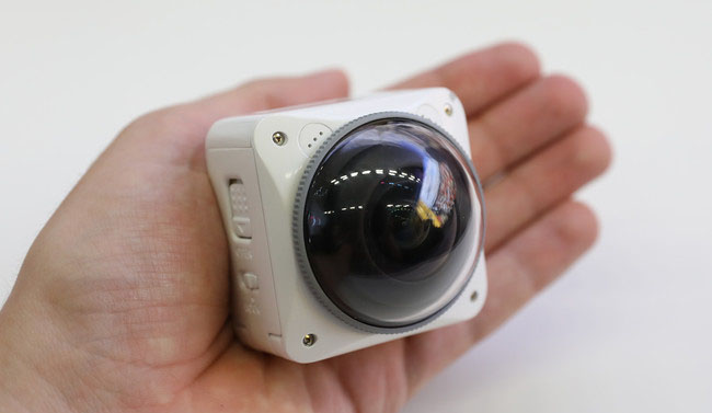 pixpro-4kvr360