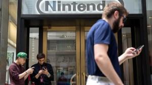 Pokémon Go تدفع أسهم Nintendo للإنخفاض من جديد