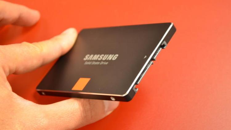 Samsung- 840 Pro SSD
