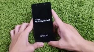 فيديو:استعراض لمواصفات هاتف Galaxy Note 7 قبل الإعلان الرسمي