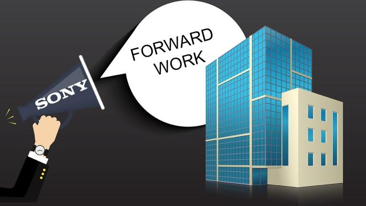 Sony- Forward Works