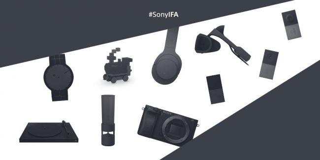 Sony IFA-teaser
