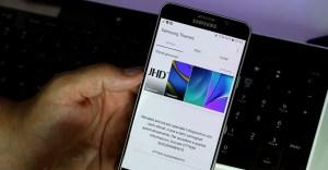 فيديو يكشف عن واجهة TouchWiz التجريبية لهاتف Galaxy Note 7