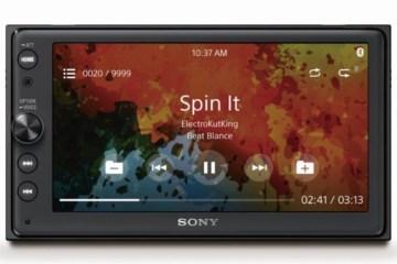 XAV-AX100-Sony